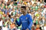 Con su gol ante el Betis Cristiano se reafirmó como el máximo goleador de la Liga Española.