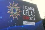 La II Cumbre de la CELAC tendrá lugar en La Habana los días 28 y 29 de enero próximos en PABEXPO.