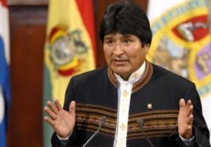 Evo rechazó las críticas de aquellos que acusan a los participantes de la II Cumbre de la Celac.