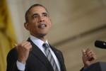 Obama  dijo ante ambas cámaras del Congreso que este será un año de acción.