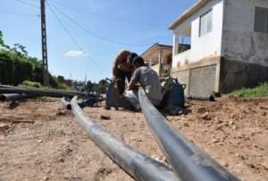 Dentro del plan inversionista se mantiene la rehabilitación del acueducto, conductoras y redes de Trinidad.