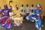 Las actuales generaciones mantienen los cantos y danzas originales. (Foto Garal)