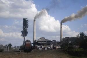 El central Uruguay resultó uno de los puntos visitados.