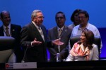 Raúl en la clausura de la Cumbre de la CELAC. Foto: Cubadebate