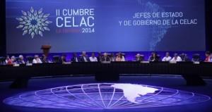 Clausura de la II Cumbre de la Comunidad de Estados Latinoamericanos y Caribeños, CELAC. Foto: Cubadebate