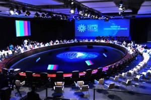 Otro documento aprobado fue el relativo a la decisión de establecer un Foro de Cooperación China-CELAC.
