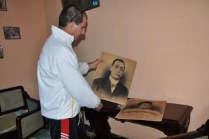 Los retratos firmados por O. Fernández se someten actualmente a un minucioso proceso de autentificación.