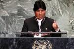 Evo Morales señaló la urgencia de poner fin al predominio de las élites.