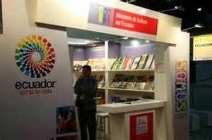 Ecuador figura como país invitado de honor de la próxima Feria del Libro en Cuba.