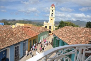 El programa cultural en homenaje al medio milenio de Trinidad ha acaparado la atención de visitantes cubanos y foráneos.
