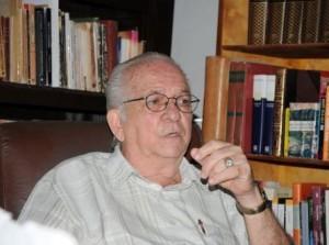 Manuel Lagunilla Martínez, historiador oficial de la ciudad de Trinidad.