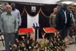 Tributo de la máxima dirección del país al destacado dirigente revolucionario.