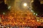 Nuevamente, la escalinata de la Universidad de La Habana será punto de encuentro y salida de los manifestantes.