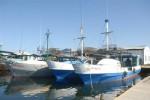 La flota langostera de Casilda exhibe los mejores resultados en funcionamiento de los GPS del país.