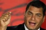 No podemos gobernar un país en base a presiones de grupos de interés, aseveró Correa.