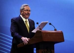 Raúl Castro dejó oficialmente inaugurada la II Cumbre de la Celac.