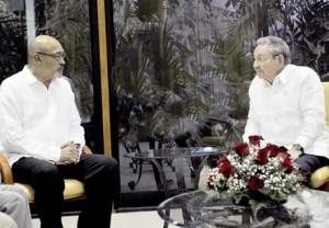 Ambos mandatarios manifestaron su satisfacción por el avance de las relaciones bilaterales.