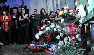 Público asistente a la Trovada Homenaje a Santiago Feliu en La Habana este miércoles.