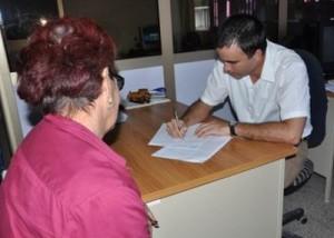 Las solicitudes de crédito deben realizarse en la sucursal donde estos trabajadores mantienen su domicilio legal.