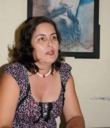 Carmen Cabrera Otero, metodóloga provincial de Educación Artística.