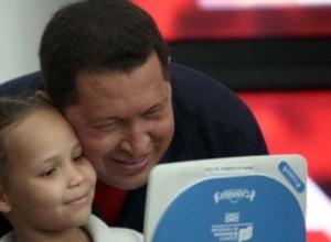 Chávez se ocupó desde los primeros momentos de la educación de los niños y jóvenes.