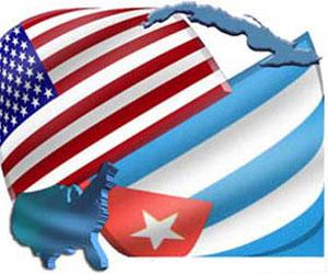 """El 56 por ciento de los estadounidenses favorece un """"cambio"""" en la política hacia la isla."""