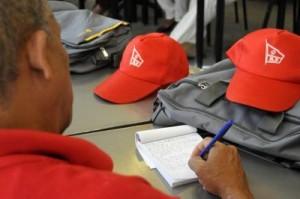 Este viernes inician las sesiones plenarias del XX Congreso de los trabajadores cubanos.