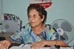 Edilia Caraballo, subdirectora de Prevención, asistencia y trabajo social. Foto Vicente Brito.