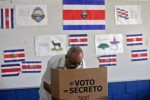 Para verificar el proceso en Costa Rica fueron acreditados más de 100 observadores extranjeros.