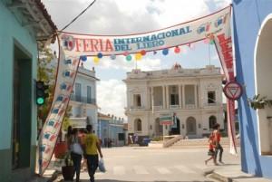 Este año la Feria del Libro en el territorio tendrá como motivación los aniversarios 500 de Trinidad y Sancti Spíritus.