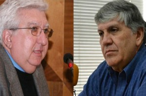 Fernando Gerbasi (izq) e Iván Carratú son dos de los responsables de la intentona golpista (Foto: Telesur)
