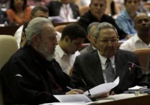 La membresía de la UNEAC en todo el país eligió a Fidel Y Raúl delegados a su Congreso.