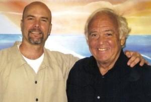 Gerardo con Martin Garbus.