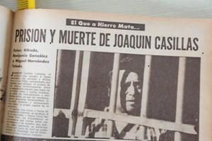 Miles de servidores de la tiranía derrocada fueron encarcelados y acusados de crímenes horrendos.