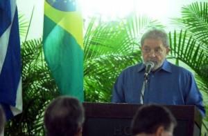 Lula impartió una conferencia denominada La experiencia brasileña en la atracción de inversiones, el Estado como inductor, asociado y facilitador.