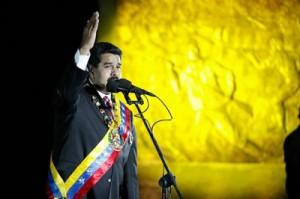 Presidente Maduro aseguró que los culpables serán castigados con el peso de la ley. (foto: AVN)