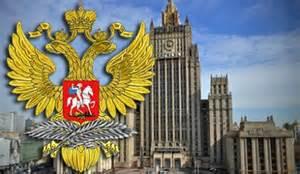 El Ministerio de Asuntos Exteriores de Rusia afirmó que las acciones de Occidente en Ucrania son en realidad cálculos geopolíticos.