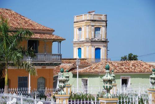 La ciudad de Trinidad se mantiene como uno de los polos turísticos de mayor preferencia en Cuba. Foto: Vicente Brito