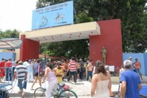 La Feria Agropecuaria Delio Luna Echemendía acogerá las ventas mientras se realiza la reparación.