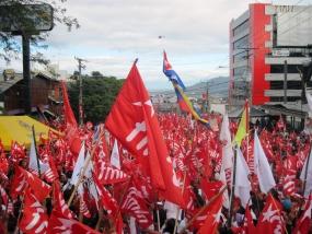 El FMLN tuvo un crecimiento de más de 300 mil votos y logró una ventaja de 10 puntos porcentuales sobre su más cercano oponente.