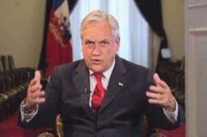 Piñera aprovechó su viaje para la CELAC y se reunió en Cuba con opositores del gobierno.
