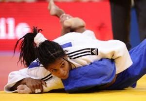 Dayaris Mestre fue campeona en la división de los 44 kilogramos.