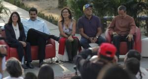 Maduro expresó que la garantía del proceso revolucionario es la conciencia del Poder Popular organizado.