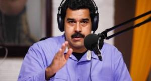 """""""Bienvenida la comisión de Unasur"""", expresó durante el programa radial En contacto con Maduro, transmitido por el circuito radial bolivariano."""