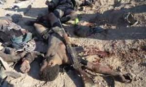 El terrorismo resulta en Siria un flagelo causante de devastación y muerte.