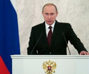Putin dijo que era necesario entender el significado de Crimea para Rusia y de Rusia para Crimen.
