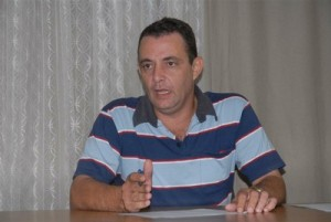 Ariel Fernández, director general del Grupo Empresarial de Comercio.