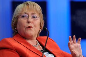 Bachelet puntualizó que su mayor rédito cuando termine su mandato en 2018 será dejar un país más inclusivo.