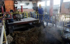 Al central de Jatibonico corresponde fabricar alrededor del 75 por ciento del plan de crudo de la provincia.