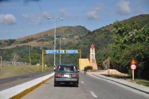Este segmento del Circuito Sur comprende12,6 kilómetros de longitud.